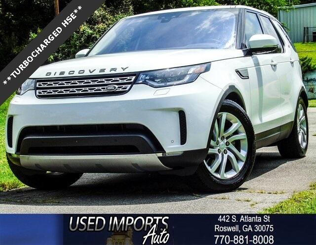 2017 Land Rover Discovery HSE Td6 Diesel