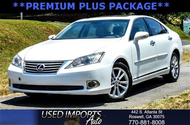 2012 Lexus ES 350 Premium Plus