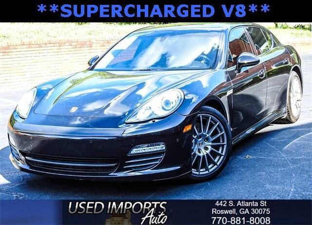 2012 Porsche Panamera 4dr HB S