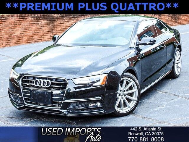 2016 Audi A5 2.0T Premium Plus Quattro