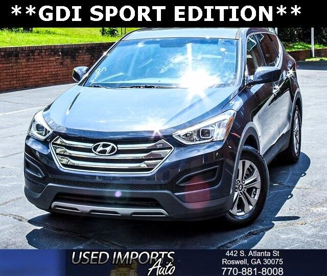 2015 Hyundai Santa Fe Sport 2.4L Auto