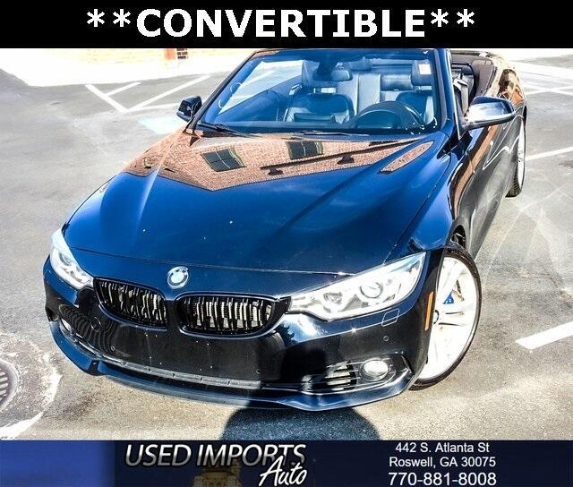 2014 BMW 4 Series 2dr Conv 435i RWD