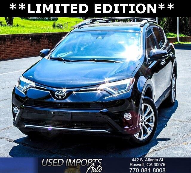 2016 Toyota RAV4 FWD 4dr Limited (Natl)