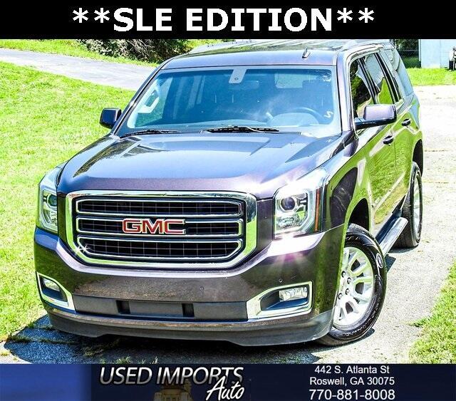 2015 GMC Yukon 2WD 4dr SLE