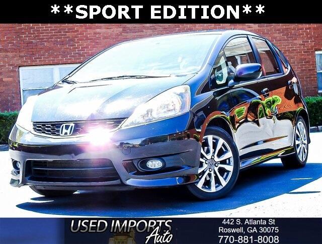 2012 Honda Fit 5dr HB Auto Sport