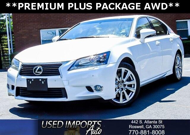 2014 Lexus GS 350 Premium Plus Package