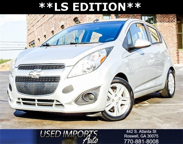 2014 Chevrolet Spark 5dr HB CVT LS