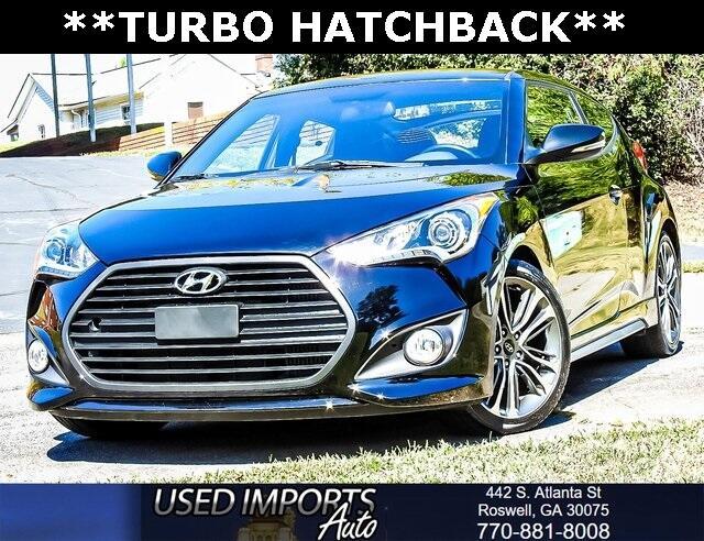 2016 Hyundai Veloster 3dr Cpe Auto Turbo