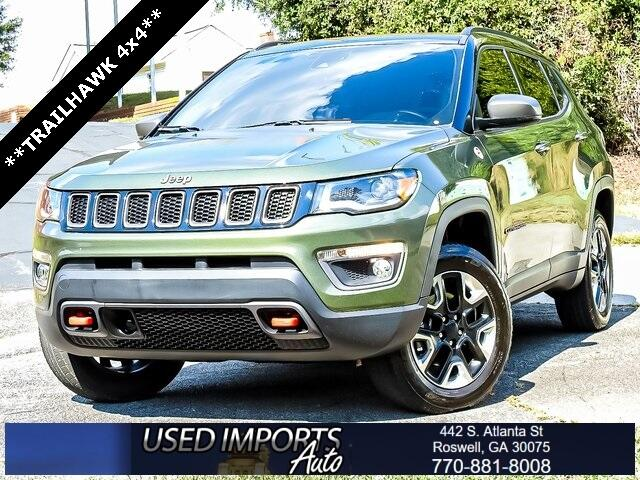 2018 Jeep Compass Trailhawk 4x4