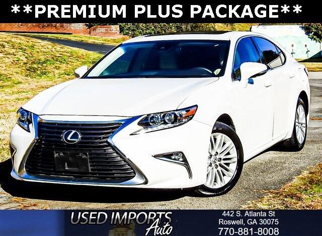 2017 Lexus ES ES 350 Premium Plus