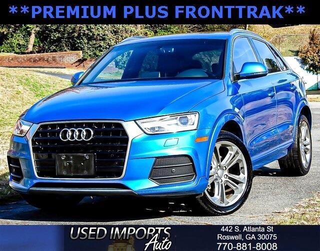 2016 Audi Q3 FrontTrak 4dr Premium Plus