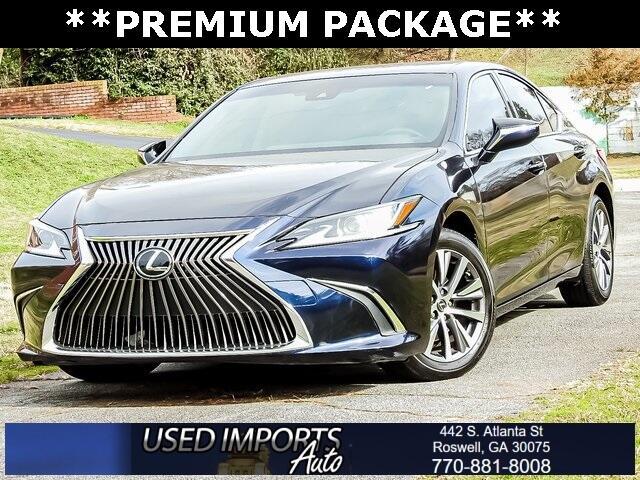 2019 Lexus ES ES 350 Premium Package