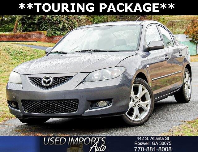 2008 Mazda MAZDA3 4dr Sdn Man i Touring Value