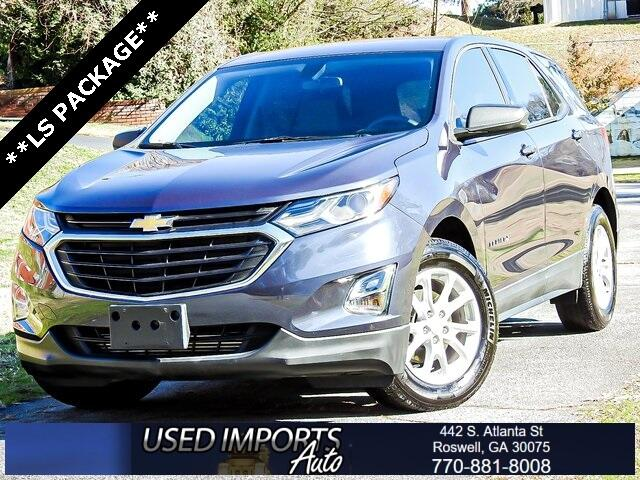 2018 Chevrolet Equinox LS w/1LS