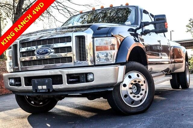 "Ford Super Duty F-450 DRW 4WD Crew Cab 172"" King Ranch 2008"