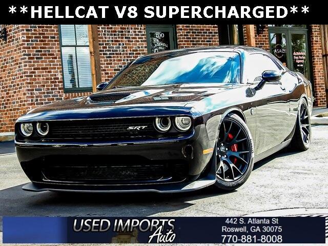 Dodge Challenger 2dr Cpe SRT Hellcat 2015