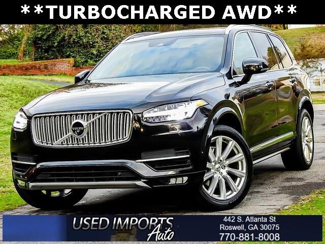 Volvo XC90 T6 AWD 7-Passenger Inscription 2017
