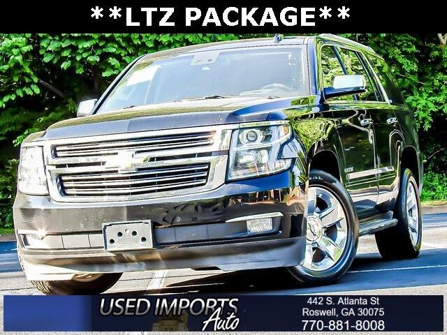 Chevrolet Tahoe 2WD 4dr LTZ 2015