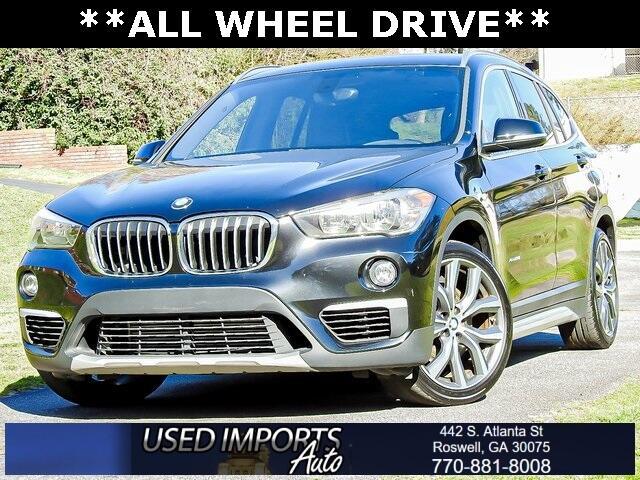BMW X1 AWD 4dr xDrive28i 2016