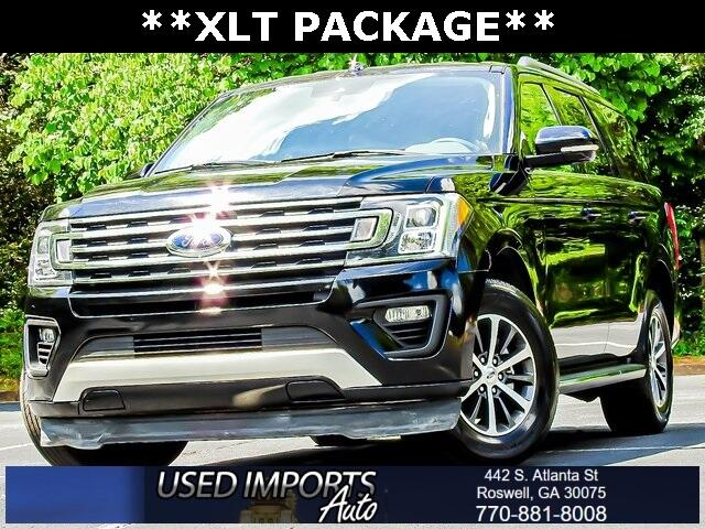 Ford Expedition XLT 4x2 2018
