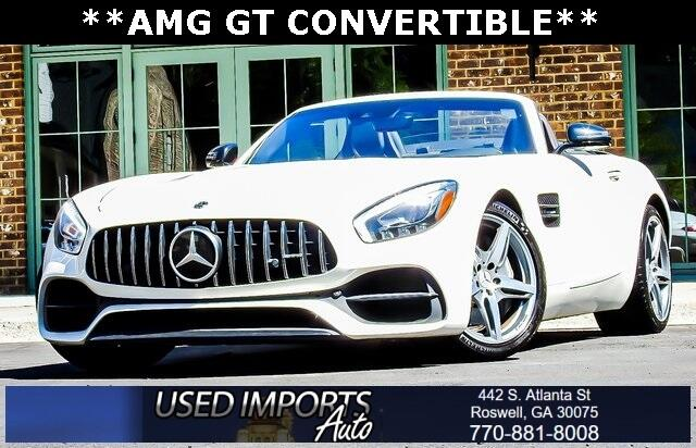 Mercedes-Benz AMG GT AMG GT Roadster 2019