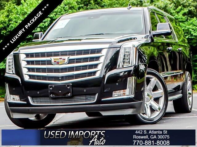 Cadillac Escalade ESV 2WD 4dr Luxury Collection 2016