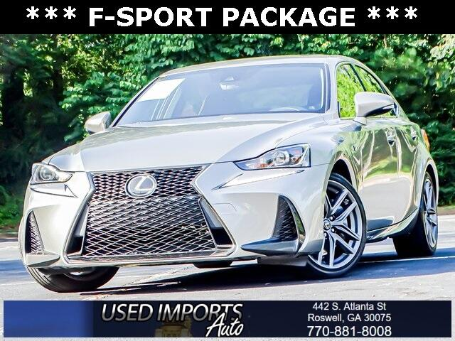 Lexus IS IS Turbo RWD 2017