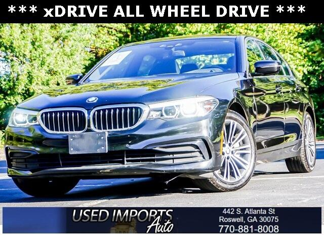 BMW 5 Series 530i xDrive Sedan 2019