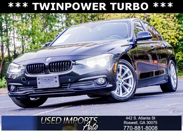BMW 3 Series 4dr Sdn 320i RWD South Africa 2016