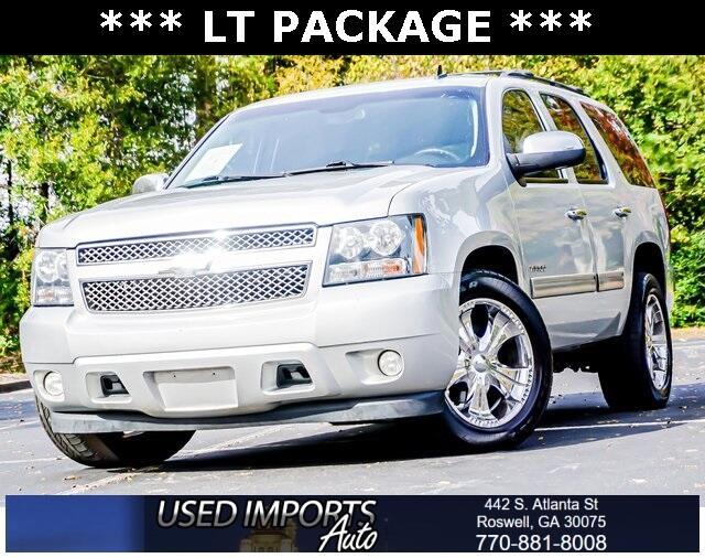 Chevrolet Tahoe 2WD 4dr 1500 LT 2010