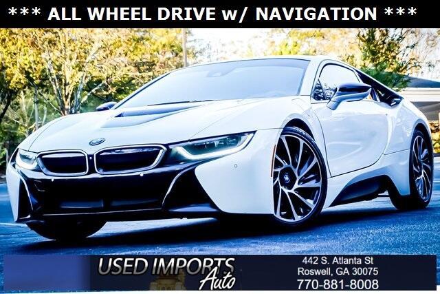 BMW i8 2dr Cpe 2014