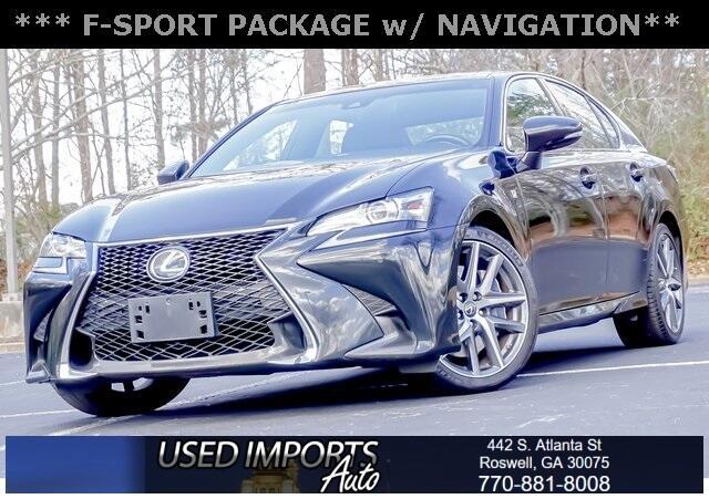 Lexus GS GS 350 RWD 2018
