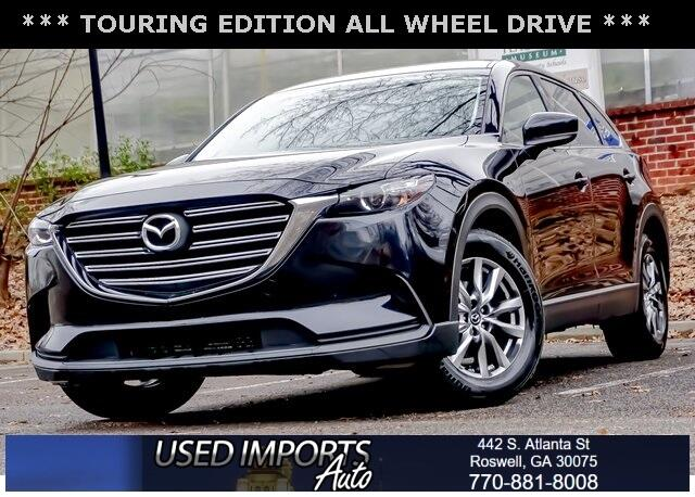 Mazda CX-9 AWD 4dr Touring 2016