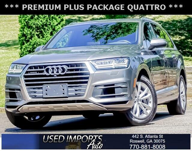 Audi Q7 3.0 TFSI Premium Plus 2018