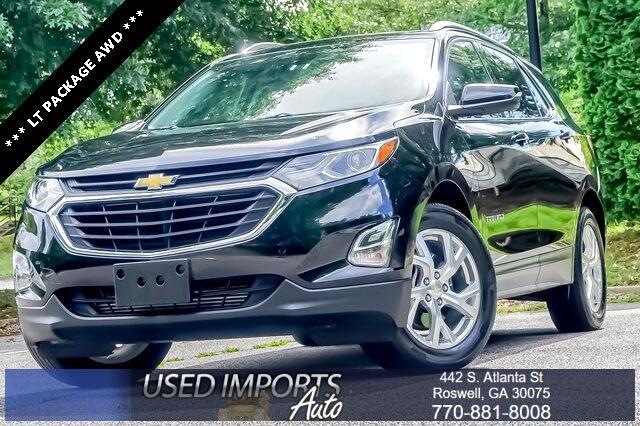 Chevrolet Equinox AWD 4dr LT w/2LT 2019