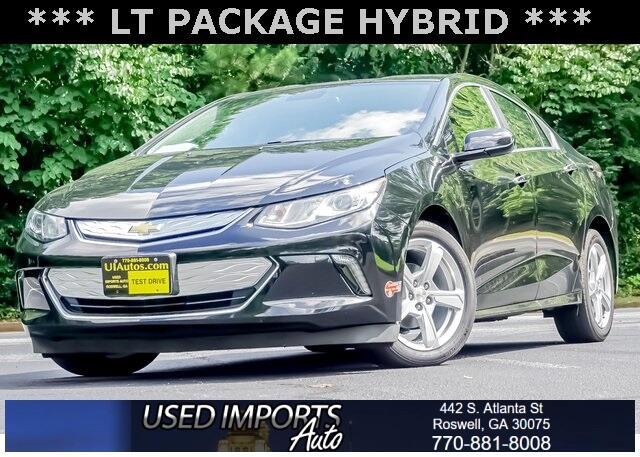 Chevrolet Volt 5dr HB LT 2018