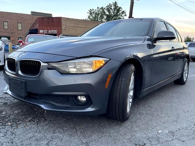BMW 3 Series 4dr Sdn 320i xDrive AWD South Africa 2016