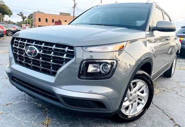 Hyundai Venue SEL IVT 2020