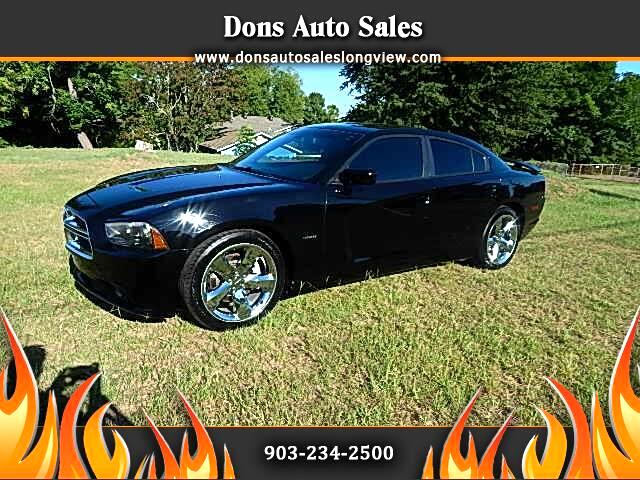 Dodge Charger 4dr Sdn RT Max RWD 2012