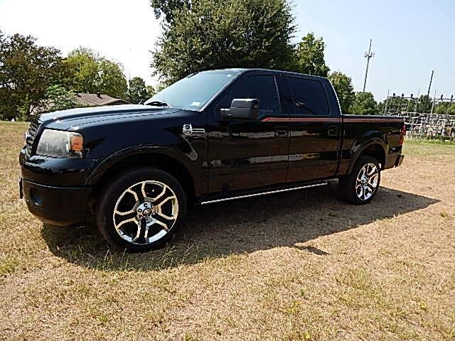"2008 Ford F-150 AWD SuperCrew 139"" Harley-Davidson"
