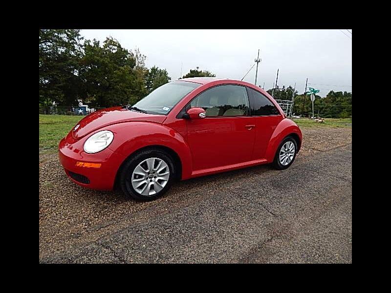 2009 Volkswagen New Beetle 2dr Man S PZEV