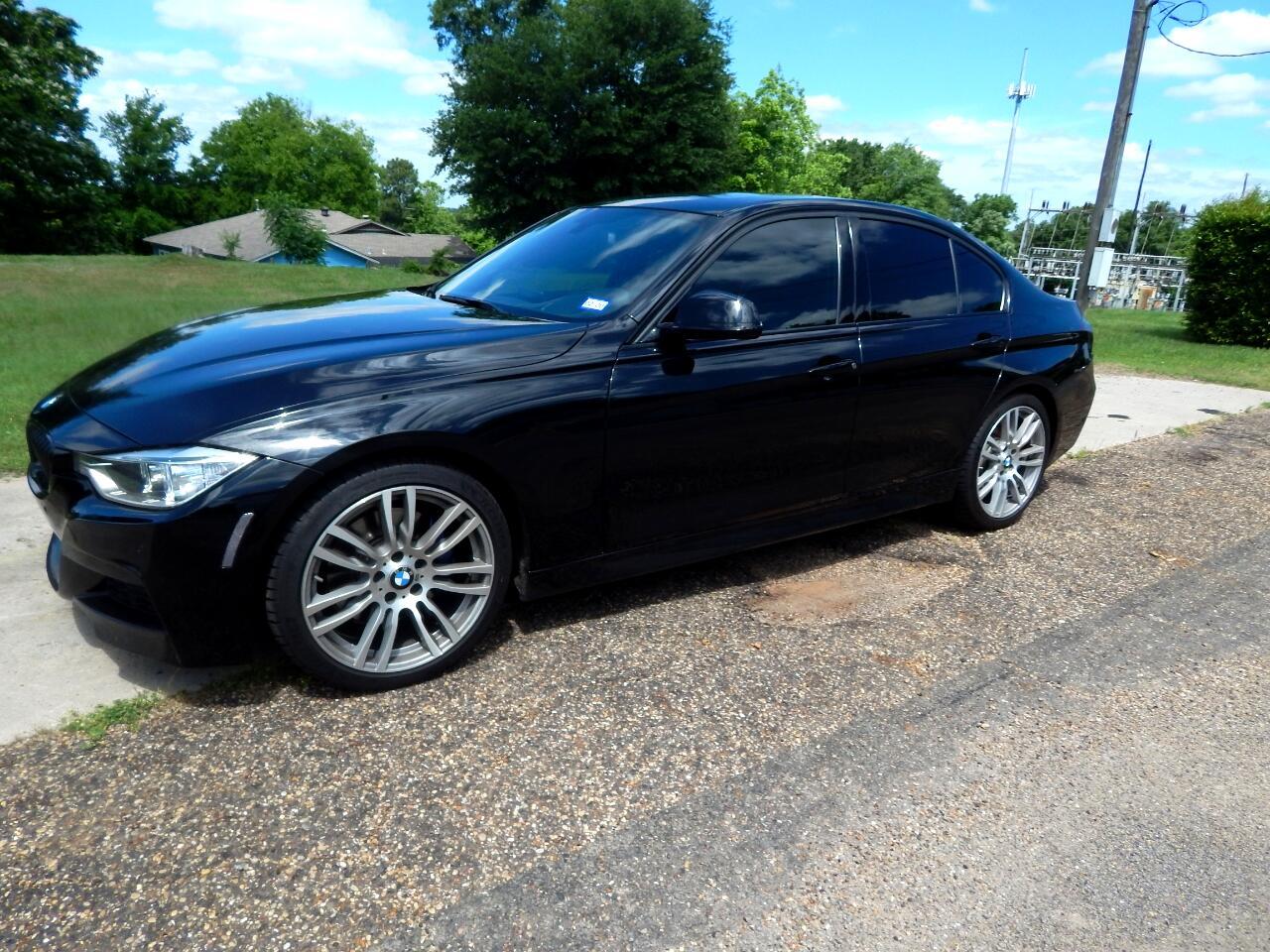 2014 BMW 3 Series 4dr Sdn 335i RWD