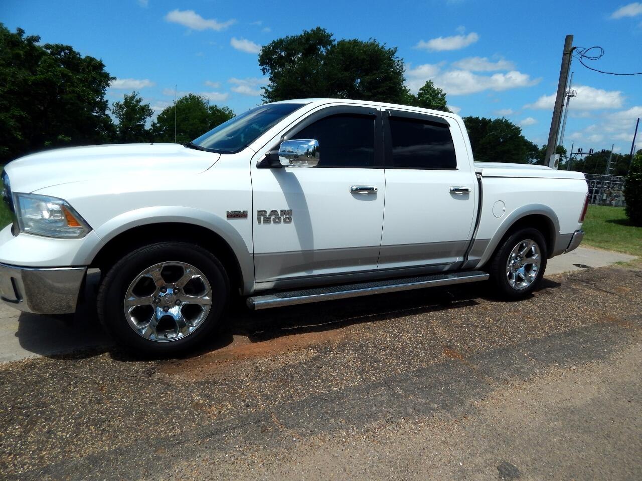 """2013 RAM 1500 4WD Crew Cab 140.5"""" Laramie"""