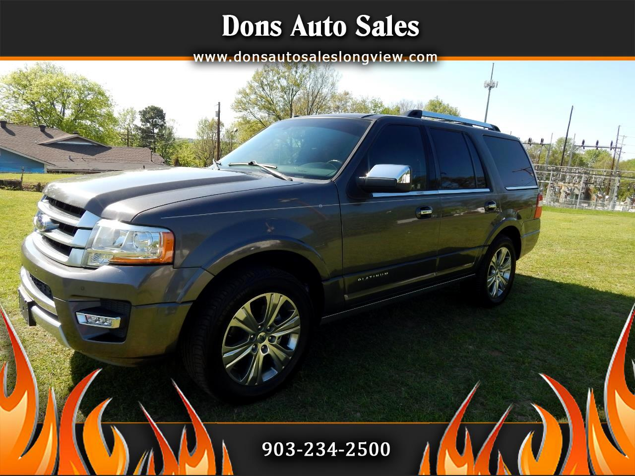 Ford Expedition 2WD 4dr Platinum 2015