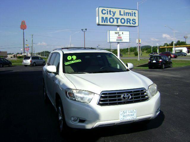 2009 Toyota Highlander LIMITED