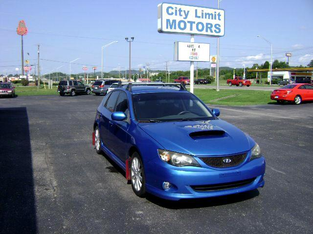 2008 Subaru Impreza WRX PREMIUM