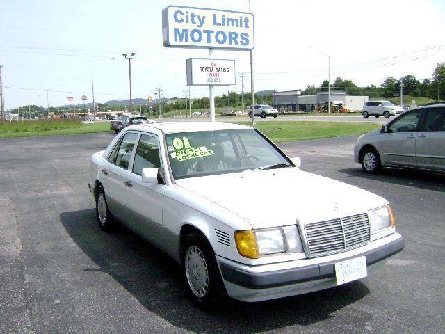 Mercedes-Benz 300  1991