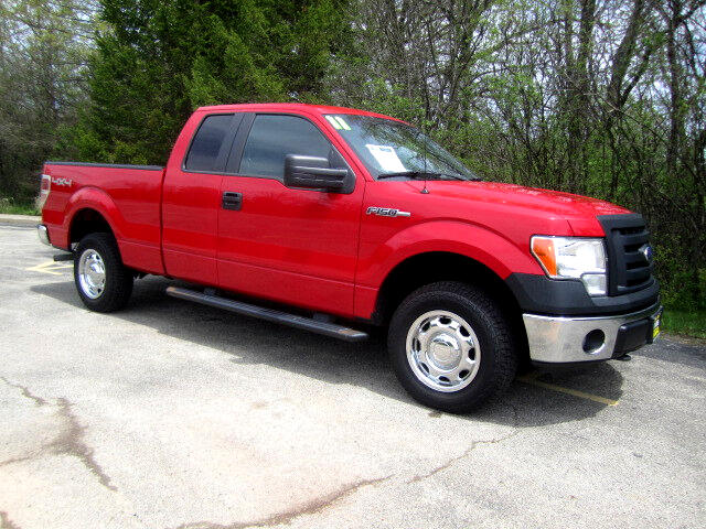 2011 Ford F-150 XL EXTENDED CAB 4X4