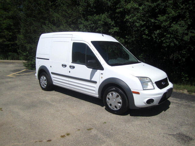 2010 Ford Transit Connect XLT NO WINDOWS