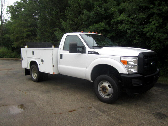 2013 Ford F-350 SD XL DRW 4X4